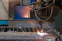 Metalkon CNC řezací stůl