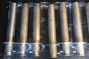 Antikoro pískování - předmět před pískováním